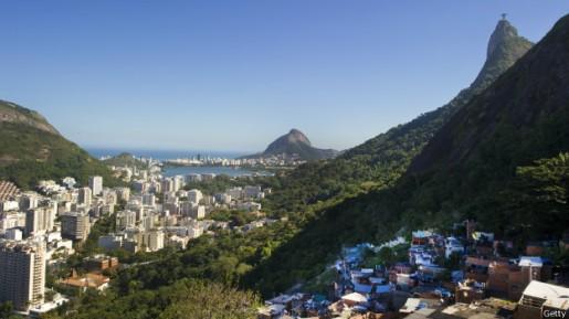 brazil rio de janeiro getty bbc