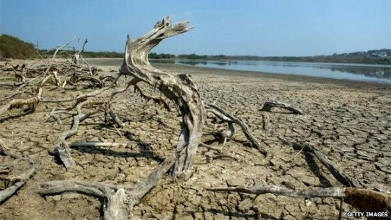 colombia drought caribbean coast getty bbc