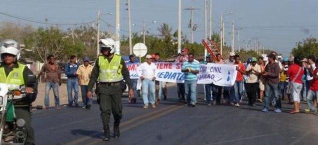 colombia guajira protest aug14 colombia reports