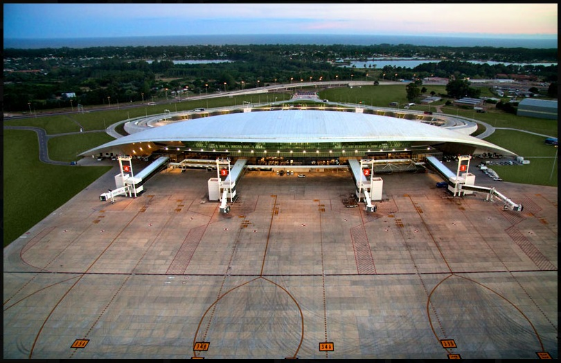 Uruguay Montevideo S Carrasco Airport To Become First