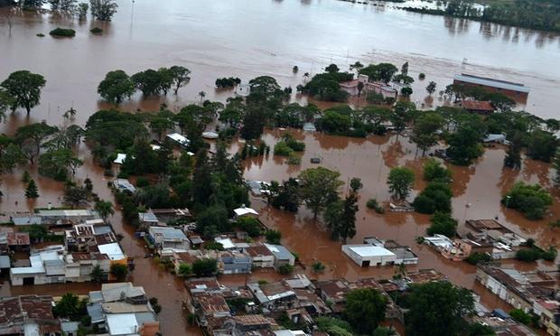 argentina concordia floods EPA guardian