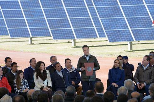 mexico pena nieto don alejo solar plant el economista
